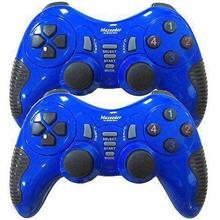 Maxeeder MX-GP8121 WN13 Double Wireless Gamepad With Shock